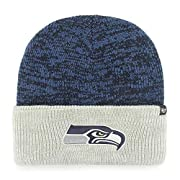 100% Soft Acrylic for a Comfy fit Unisex - Adult One size fits most (not recommend for head size over 7.5) Officially Licensed by the NFL & 47 Brand Embroidered High Quality Raised Team Logo on Front Cuff 47 Brand Jock Tag on cuff