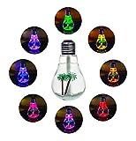 MORIO Lamp Shape Decorative Lights USB Air 7 Colors Diffuser Beatles Humidifiers Purifier Atomizer...