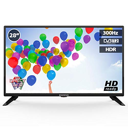 TV LED 28' INFINITON HD Ready - HDMI, 500Hz, Modo...