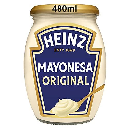 Heinz Mayonesa Original envase 470 g