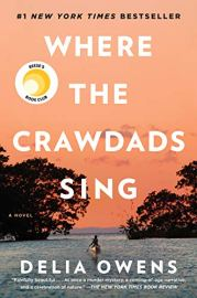 Where the Crawdads Sing by [Delia Owens] - Travel Books