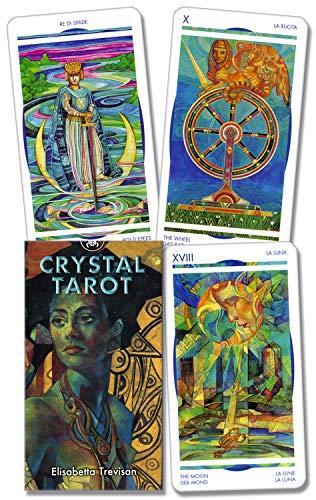 Crystal Tarot (Tarot Card Deck)