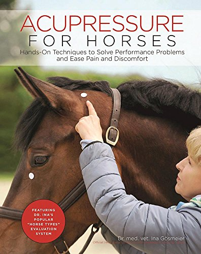Acupressure for Horses: Hands-On...