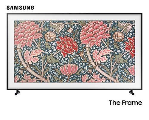 Samsung 65' Class The Frame QLED Smart 4K UHD TV (2019) - Works with Alexa