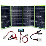 XINPUGUANG Panneau Solaire 200w 4 x 50 watts 12v Chargeur solaire...