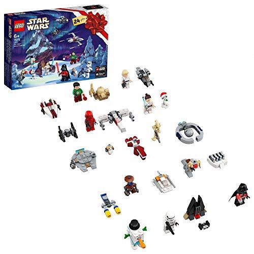 LEGO 75279 Star Wars Calendario de Adviento Navidad 2020, Mi