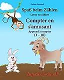 Enfant allemand: Compter en s'amusant: Un livre d'images pour les enfants (Edition...