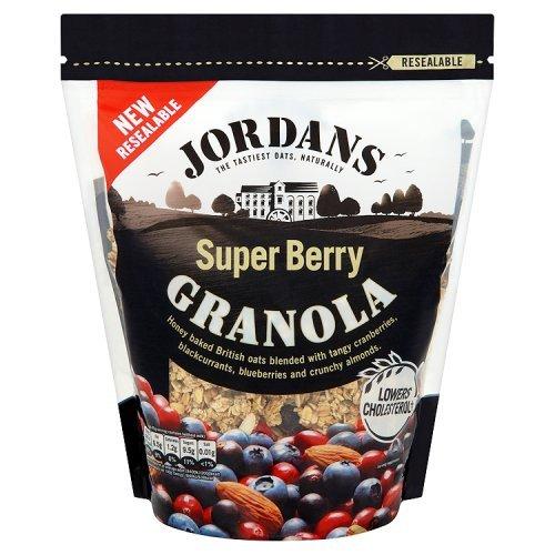 Jordans Super Céréales aux Baies 600 g