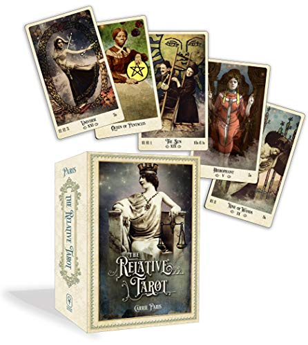 The Relative Tarot: Your Ancestral Blueprint for...