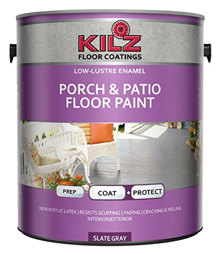 Best All-Purpose Paint: KILZ Enamel