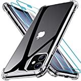 Joyguard Coque iPhone 11 2019 [2 × Verre trempé Protection écran],...