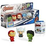Marvel Avengers Figurine, Coffret De 5 Figurines avec Super Heros Captain...