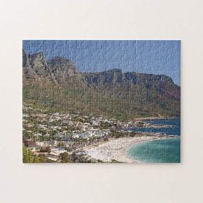 Camps Bay Beach y doce apóstoles Jigsaw Puzzles 1000 piezas, desafiantes y educativos Puzzles Juegos Juguetes, pintura…