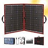 DOKIO 110w 18v Portable Foldable Solar Panel Kit...
