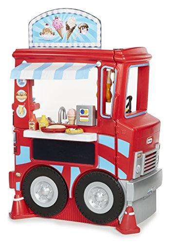Little Tikes Cozinha Food Truck, Girotondo Baby, Vermelho/Azul