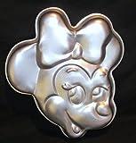 Wilton Minnie Mouse Face Cake Pan #515-809