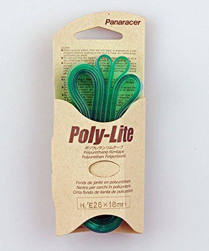 パナレーサー リムテープ Poly-Lite [H/E 26×18mm] ポリウレタンリムテープ PL2618