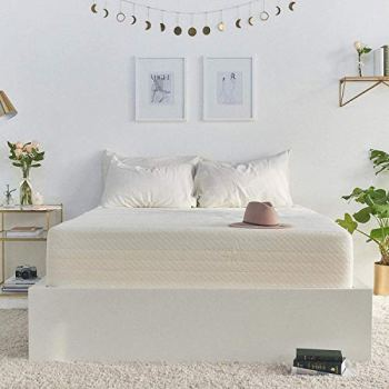 Brentwood Home Cypress Cooling Gel Memory Foam, Non-Toxic, Made in California Mattress, King
