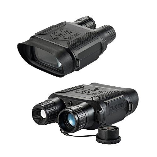 Pinty 7x31 Night Vision Binoculars Digital Infrared Night...