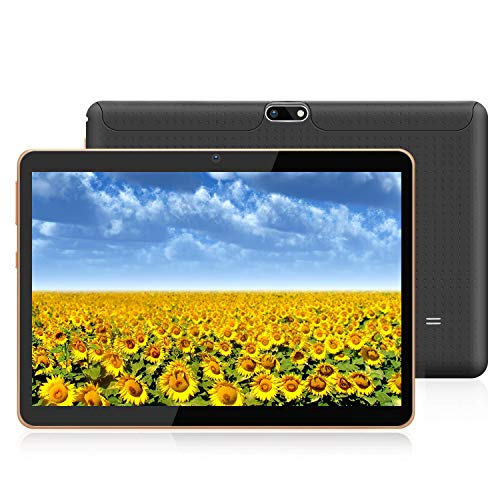 HXY Tablet Android 9.0 3G, 4 GB + 64 GB, tablet Android con display IPS HD da 10,0 pollici, 2 slot...