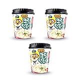 Pororo Cream Tteokbokki (Pack of 3) / Korean food / Korean Tteokbokki (overseas direct shipment)