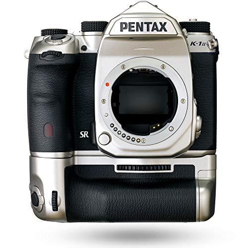 PENTAX K-1 Mark II Silver Edition - 全世界限定 1,000台 - 高品位な質感のK-1 Mark II シルバーバージョンモデル 限定のシリアルナンバーを採用 シルバー塗装のバッテリーグリップとバッテリー2個同梱 フルサイズ デジタル一眼レフカメラ 1042
