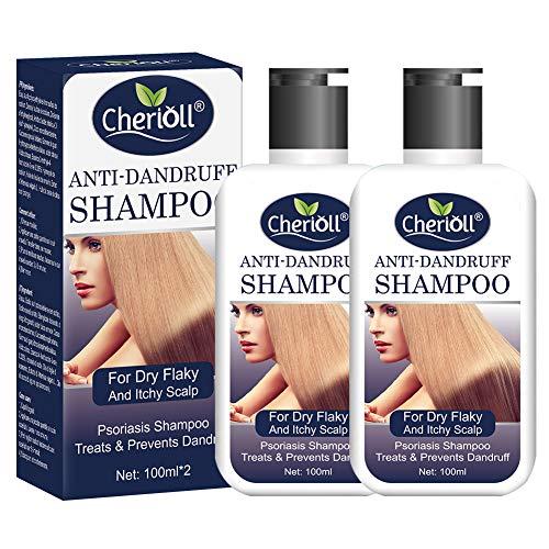 Anti-Dandruff Shampoo, Psoriasis Shampoo, Treats &...
