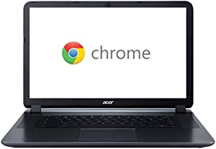 """2018 Acer CB3-532 15.6"""" HD Chromebook with 3x Faster WiFi, Intel Dual-Core Celeron.."""