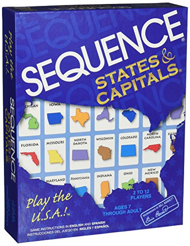 Jax Sequence States and Capitals
