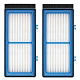 isinlive Replacement Filter Compatible Holmes Hepa Type Total Air Filter, HAPF30AT, Holmes Air Purifier Filter AER1 Series