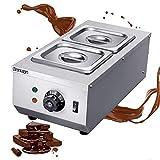 Huanyu 6L Cuiseur pour Chocolat avec Contrôle de la Température 30℃~80℃...