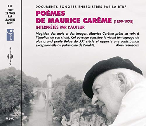 Poemes De Maurice Careme