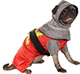 Rubie's Pet Costume, Medium, Knight Sir Barks-A-Lot