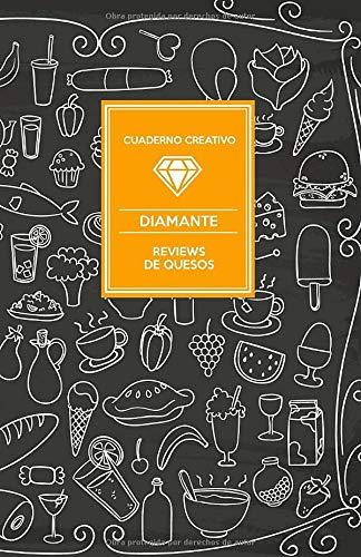 Cuaderno Creativo Diamante Reviews de Quesos