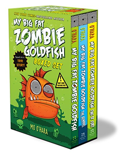 My Big Fat Zombie Goldfish Boxed Set: (My Big Fat Zombie...