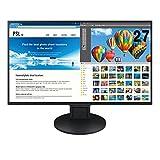 EIZO FlexScan 27.0インチ ディスプレイモニター (4K UHD/IPSパネル/ノングレア/ブラック/USB Type-C搭載/5年間保証&無輝点保証) EV2785-BK