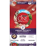 Purina ONE SmartBlend Vibrant Maturity 7+ Formula Dry Dog Food