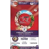 Purina ONE Senior Dry Dog Food, SmartBlend Vibrant Maturity Adult 7+ Formula - 31.1 lb. Bag
