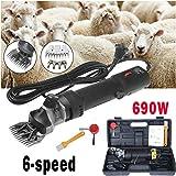 Sinbide 690W Tondeuse à Moutons Machine Tondeuse Electrique Professionnelle...