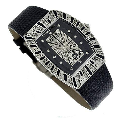 CERRUTI Diamond Damenuhr CRS002B222A