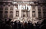 LOMO LC-A Photography in Italy