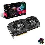 ASUS ROG Strix AMD Radeon RX 5500XT Overclocked 8G GDDR6 1440p HDMI DisplayPort Gaming Graphics Card (ROG-STRIX-RX5500XT-O8G-GAMING)