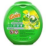Gain flings! Liquid Laundry...