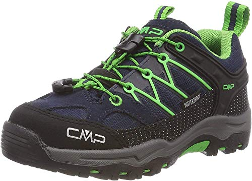 CMP – F.lli Campagnolo Jungen Unisex Kinder Kids Rigel Low Shoe Wp Trekking-&...