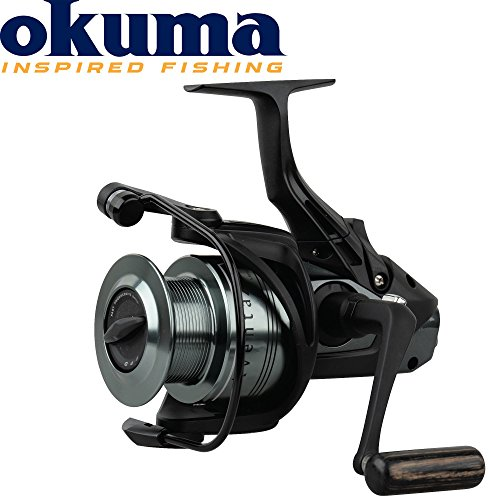 Okuma Mulinello CARPFISHING Bite N Run AVENTA BAITFEEDER - 533, 210m in 35/100, 71.1, 6+1, 6000, 4.8/1, 12