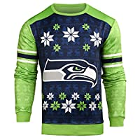Sizing Runs Large Ribbed cuff and waist Great for ugly Sweater parties! Officially licensed