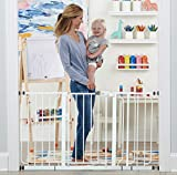 Regalo 56-Inch Extra WideSpan Walk Through Baby Gate, Includes...