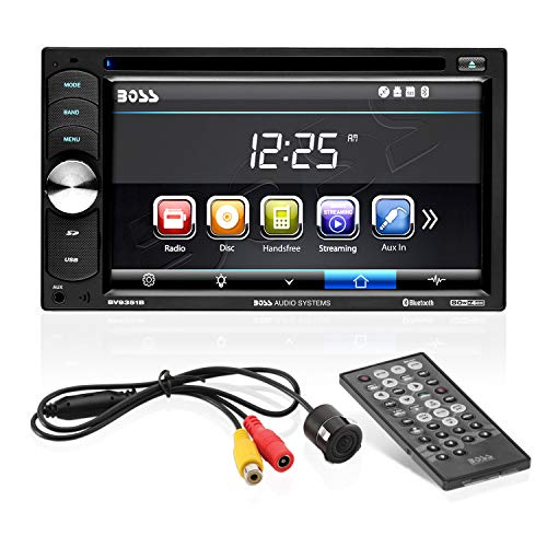 51k j6SpElL - Best Double Din Head Unit Reviews