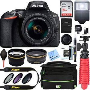 Nikon-D5600-242MP-Digital-SLR-Camera-wAF-P-18-55mm-f35-56G-VR-Lens-1576B-16GB-Deluxe-KitRenewed