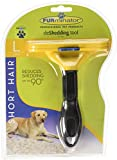 FURminator deShedding Tool for Dogs, Large, Short Hair